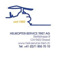 Helikopter-Service Triet AG