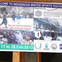 Indigenous Winter Sports Festival IWSF
