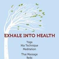 Exhale into Health / Elizabeth Kiser