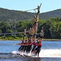 Aqua Riders of Holland Water Ski Show Team