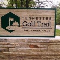 Fall Creek Falls State Park TN Golf Trail