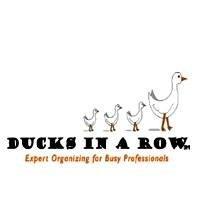 Ducks In A Row - Anne Lucas