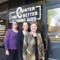 Center for Better Hearing Aids, Inc.
