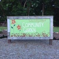 Woodycrest Community Garden