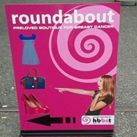 Roundabout Preloved Boutique For Breast Cancer