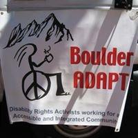 Boulder Coloradical ADAPT