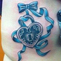 Danny Knight's Cast Iron Tattoos