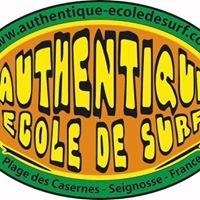 Authentique École de Surf
