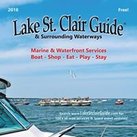 Lake St. Clair Guide