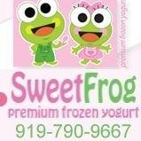 Sweet Frog Raleigh