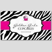 Golden Girls Cupcakes