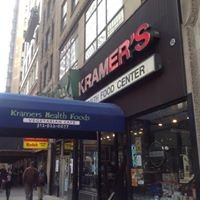Kramers Health Foods & Vegetarian Cafe