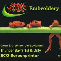 ABC Embroidery & Promotions