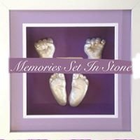 Memories Set In Stone - 3D Hands & Feet Casting Gladstone
