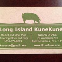 Long Island Kunekune