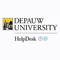 DePauw University HelpDesk