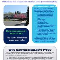 Hurlbutt Elementary School PTO, Inc.