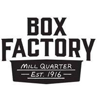 Box Factory - Bend