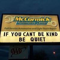 McCormick Automotive Center