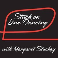 Stuck on Line Dancing with Margaret Stuckey
