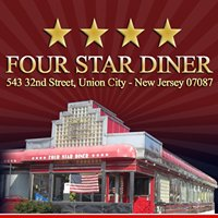 Four Star Diner, Union City New Jersey 07087