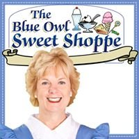 The Blue Owl Sweet Shoppe