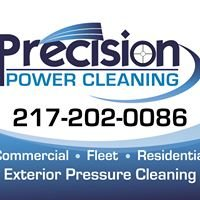 Precision Power Cleaning