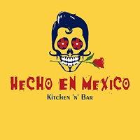 Hecho en Mexico - Brunswick Street