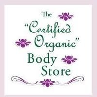 "The ""Certified Organic"" Body Store"