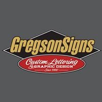 Gregson Signs