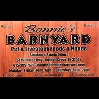 Bonnie's Barnyard