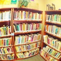 The UW Q Center's Marsha P. Johnson Memorial Library