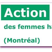 Action des femmes handicapées (Montréal) - AFHM