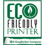 Eco Friendly Printer A Greg Barber Company