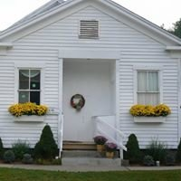 Gingerbread School House (Monroe, CT)