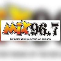 Mix 96.7 WBVI FM