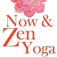 Now & Zen Yoga