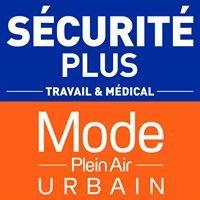 Sécurité Plus Mode Plein Air Urbain