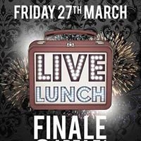 University of Westminster LIVE LUNCH