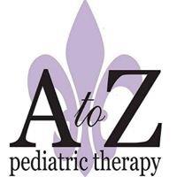 A to Z Pediatric Therapy