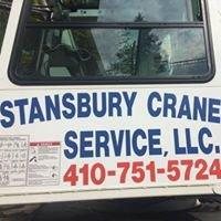 Stansbury Crane Service, LLC.
