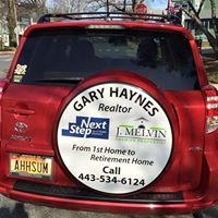 Gary Haynes Your Local  Maryland Real Estate Agent