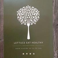 Lettuce Eat Healthy