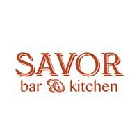 Savor bar & kitchen