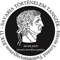 ELTE BTK TI Savaria Történelem Tanszék
