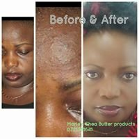 Tama All Natural Shea Butter Products