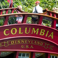 Sailing Ship Columbia
