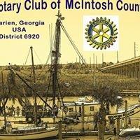 McIntosh County Rotary Club