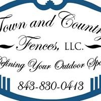 Town and Country Fences LLC
