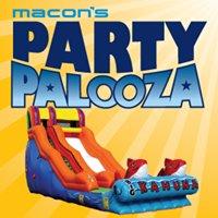 Macon's Party Palooza Inflatables